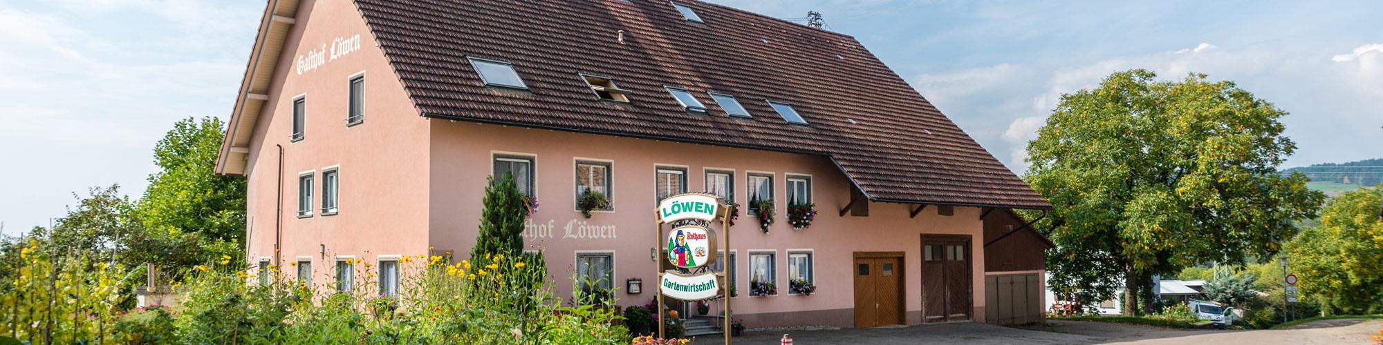 Landgasthof Löwen in Aichen